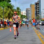 Neste domingo: IronMan modifica trânsito na orla
