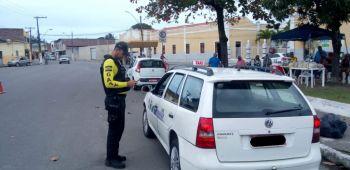 Operação integrada coíbe transportes irregulares em Maceió
