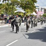 Avenida em Maceió é interditada para ensaio do desfile de 7 de setembro