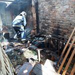 Princípio de incêndio atinge interior de residência em Penedo