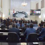 Plenário aprova reajuste nos subsídios da PM e dos bombeiros