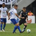 CSA perde para o Santos na Vila Belmiro