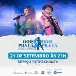 Dois pra Lá, Dois pra cá… Clube da Dança chega à 2ª edição com participação de Adilson Ramos