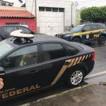 PF/AL prende quatro suspeitos de integrarem quadrilha de roubo de carga