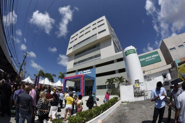 Governo entrega Hospital da Mulher. Foto: Fabrício Melo