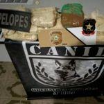 Polícia prende um e apreende 7Kg de pasta base de cocaína em Arapiraca