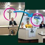Polêmica em evento do PSL na Câmara de Palmeira dos Índios