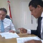 Governador Renan Filho e o prefeito Júlio Cezar retomam obras importantes em Palmeira dos Índios