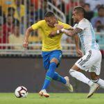 Seleção enfrentará Argentina e Coreia do Sul em novembro