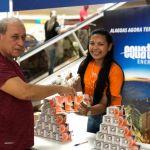 Já do Shopping Pátio Maceió realiza ação de troca de lâmpadas da Equatorial