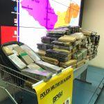 Ação integrada apreende mais de 250 kg de maconha e prende um no bairro do Pinheiro