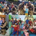 PF/AL realiza ação com crianças e adolescentes portadores de câncer