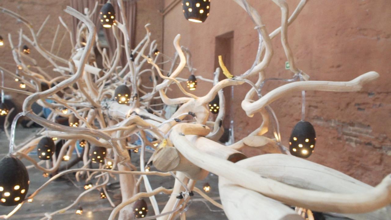 Árvore do artista Nen