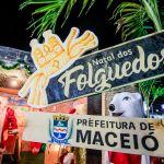 Natal dos Folguedos reúne cultura e gastronomia em Maceió