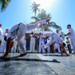 Prefeitura apoia atletas da capoeira em evento na Paraíba