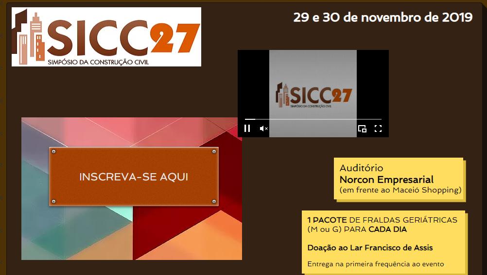 27-SICC - CESMAC