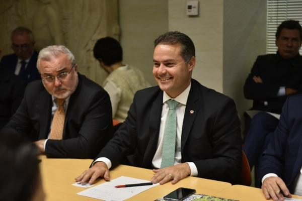 Em Roma, governadores discutiram novos financiamentos do Fundo Internacional de Desenvolvimento Agrícola (FIDA)Elisa Elsie/Consórcio Nordeste