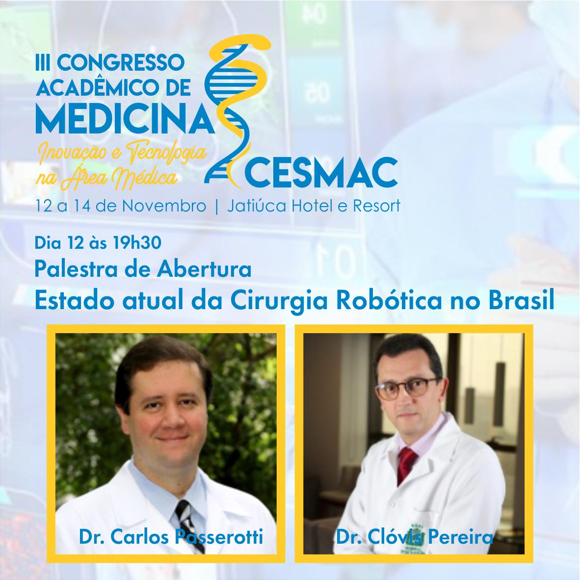 III- Congresso- Academico- do- curso- de -Medicina- do -CESMAC -(2)