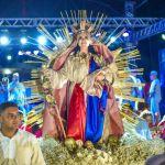 Cortejo cultural marca início das festividades de fim de ano