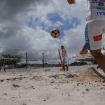 Copa Alagoas de Futevôlei movimenta a orla de Pajuçara