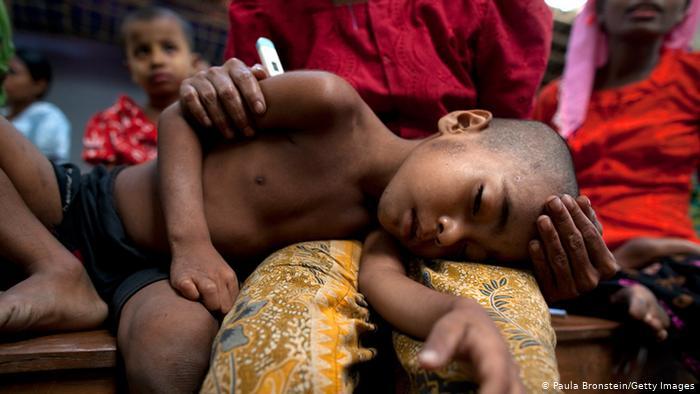 Aumento da temperatura global propricia a propagação da malária