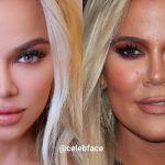 As imagens que provam que Khloé Kardashian abusa do Photoshop