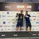 Triatleta de Maceió vence o Ironman em São Paulo
