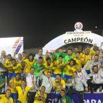 Brasil vence a Argentina e fatura o Sul-Americano
