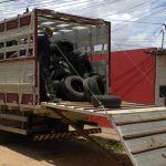 Dengue: ação de prevenção vai recolher pneus em Maceió