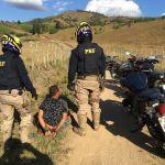 Três condutores são presos pela PRF no fim de semana em Alagoas