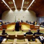 STF retorna desfalcado e dividido por criação de juiz de garantias