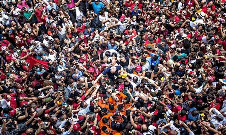 """""""Democracia em Vertigem"""" é um dos indicados ao Oscar de melhor documentário. / Foto: Francisco Proner"""