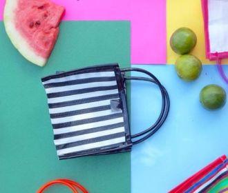 Produtora de moda cria marca de sacolas de feira fashionistas em Maceió
