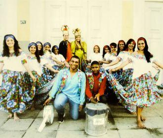 O bailado ancestral das Taieiras de São Miguel dos Campos