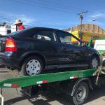 Blitz remove veículos irregulares no fim de semana