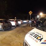 Nove ações da Operação Lei Seca foram realizadas em AL no fim de semana