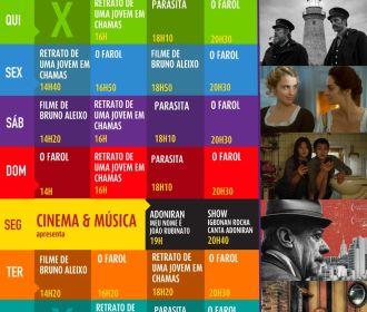 Confira as atrações do Centro Cultural Cine Arte Pajuçara para esta semana!
