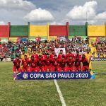 CRB vence o Fluminense nos pênaltis e se classifica para a terceira fase da copinha