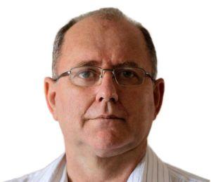 Edberto Ticianelli, o idealizador do Jaraguá Folia. Créditos: Acervo pessoal.