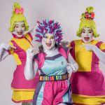 Banda Cazuadinha se apresentará em parque de diversões em Maceió