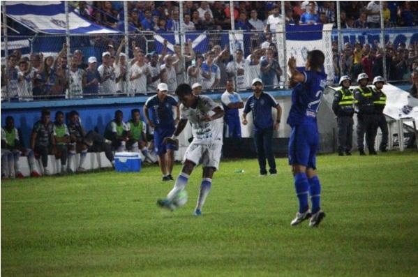 CSA X VITÓRIA-FC