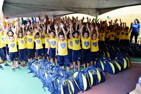 Criancas assistidas pela LBV receberao kit pedagogico_2020