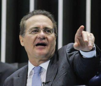 """""""Bolsonaro só lidera parcela que o segue cegamente"""", diz Renan Calheiros"""