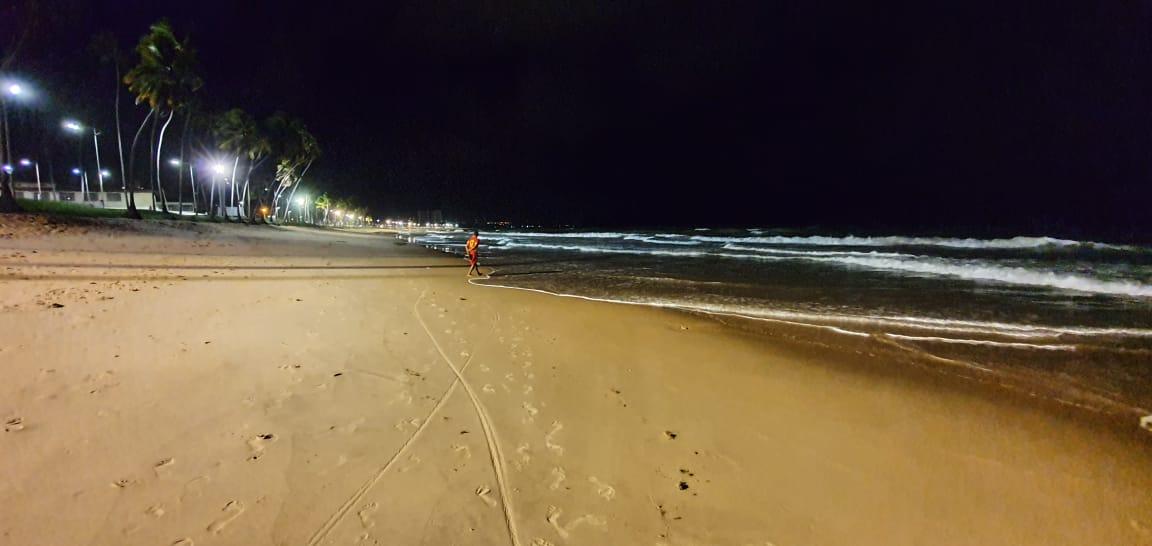 Equipes do Corpo de Bombeiros fizeram buscas pelo jovem durante a noite de terça (18) - Foto: Divulgação/CBMAL