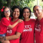 Família do Elias. Foto: Arquivo Pessoal