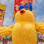 Bloco Pinto da Madrugada comemora 21 anos com desfile no próximo sábado