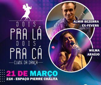 DOIS PRA LÁ, DOIS PRA CÁ…Clube da dança 2020!