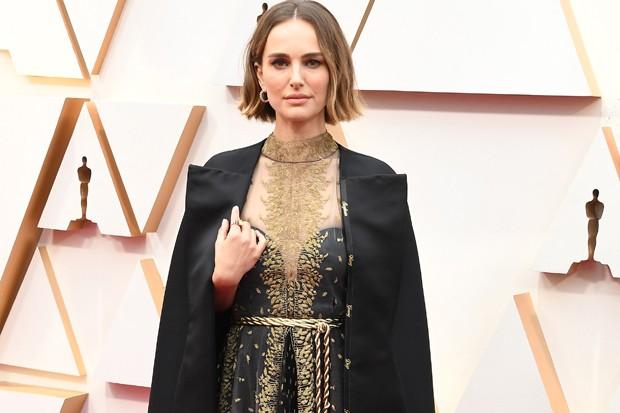 Natalie Portman borda nomes de mulheres cineastas que não foram indicadas ao oscar 2020. (Foto: Reprodução/ Internet)