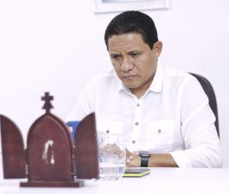 Em videoconferência com governador, Júlio Cezar sugere flexibilização de medidas