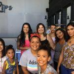 Usuárias da Casa de Passagem ganham dia de beleza